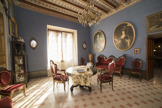 Interior Fortí del Rourell